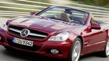 Mercedes-Benz SL 500 Facelift