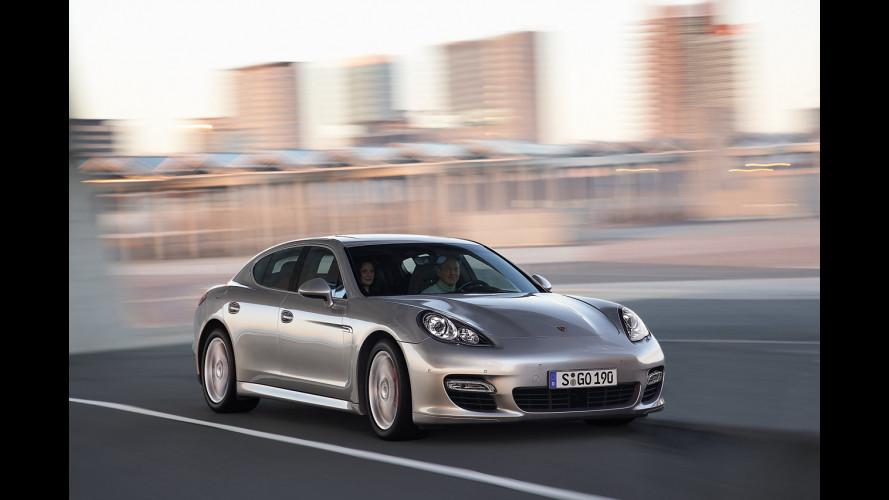 Confermata la Porsche Panamera Diesel