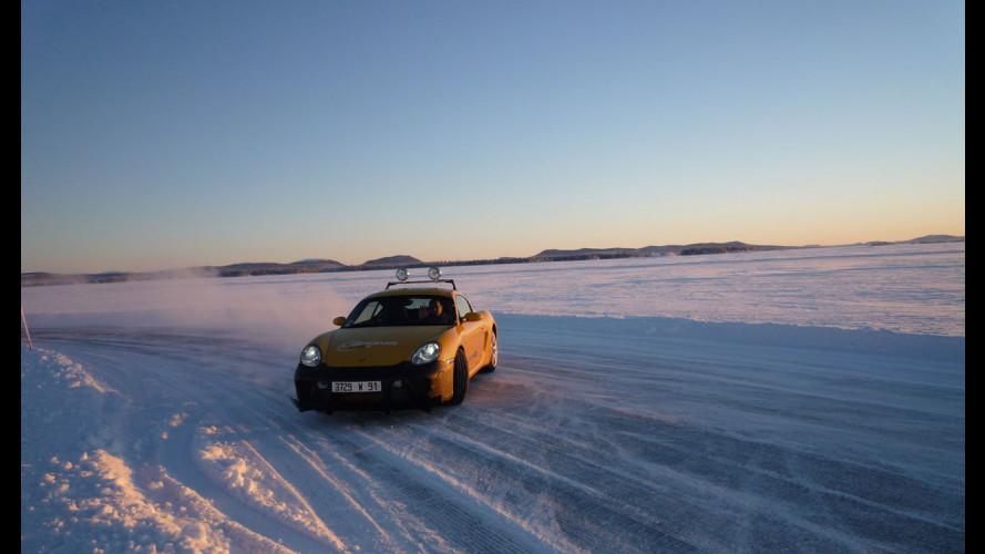 Corsi di guida al Polo Nord