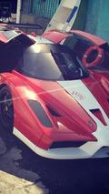 Ferrari FXX replica from Fast & Furious 6