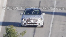 2014 Mercedes C-Class spy photo 21.11.2012