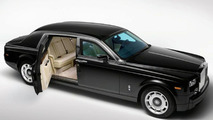 Armoured Rolls Royce Phantom