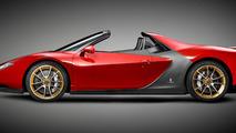 Ferrari Sergio by Pininfarina debuts in Geneva