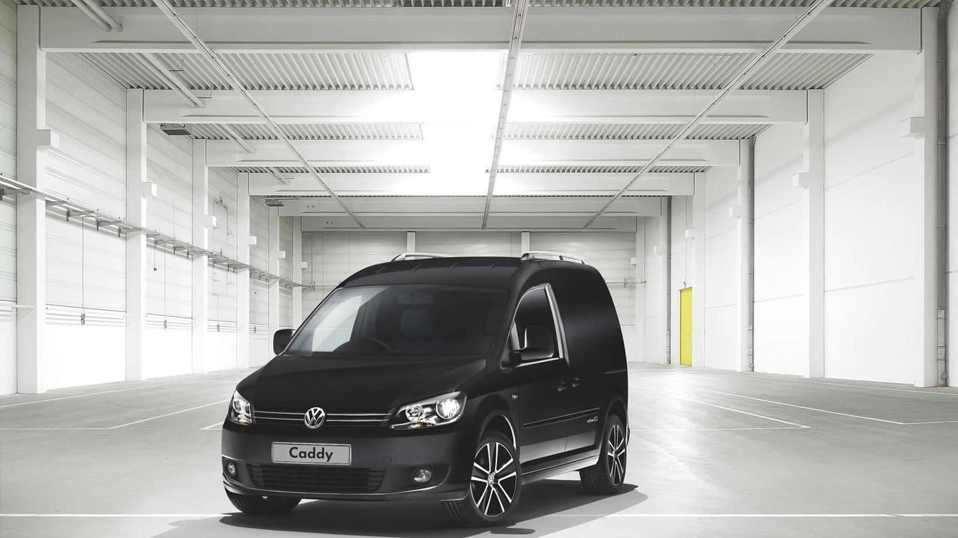 Фото | Volkswagen Caddy Black Edition