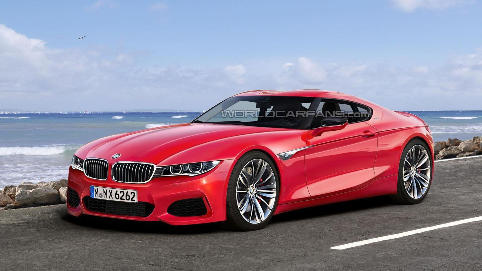 BMW Toyota Sports Car Moves To The Concept Phase, Model Still On Schedule Amazing Design
