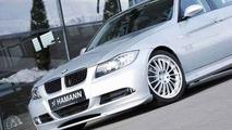 HAMANN accessories for the new BMW 3-Series sedan