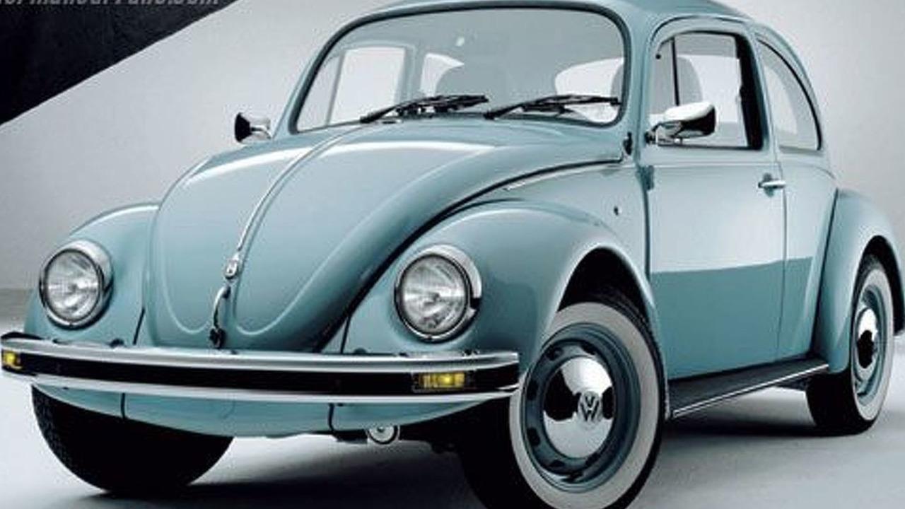 VW Beetle Última Edición
