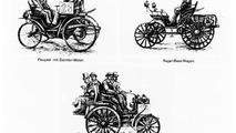 First automobile race 1894