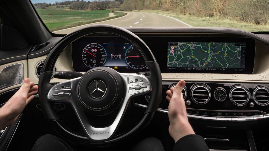 Mercedes Classe S - Un pas en avant dans la conduite autonome