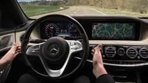 Mercedes Classe S conduite autonome