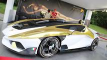 Frangivento Charlotte Roadster