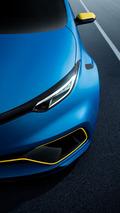 Renault ZOE e-Sport Concept 2017