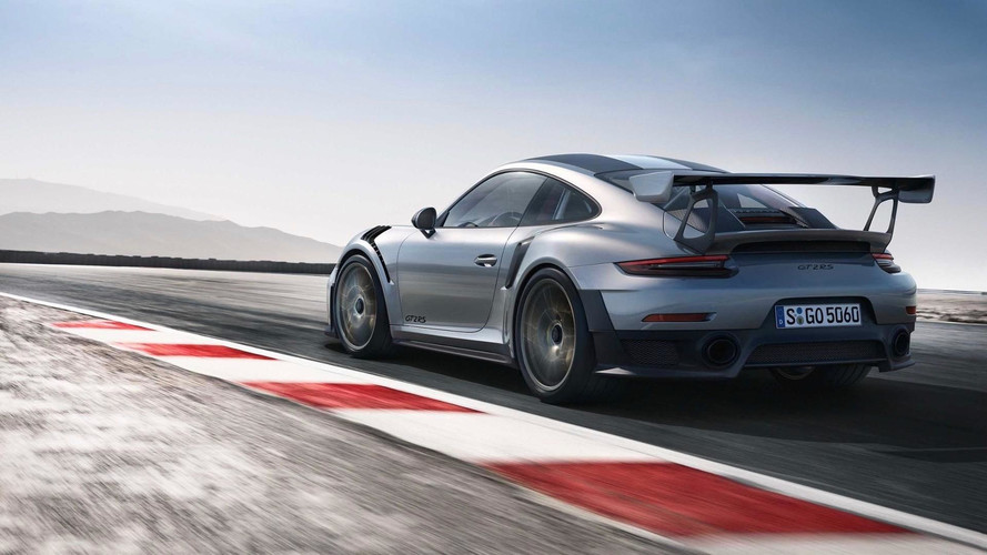 Most Expensive 2018 Porsche 911 GT2 RS Costs $407,845