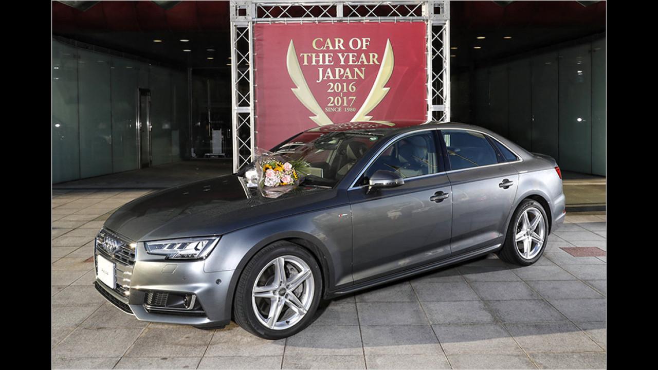 Platz Drei: Audi A4