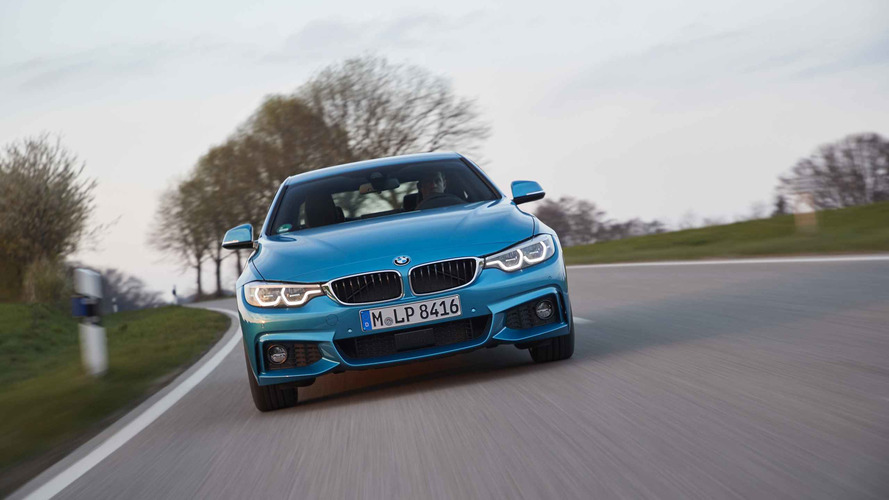 2017 BMW 4 Series Facelift First Drive