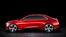Mercedes-Benz Clase A Sedan Concept 2017