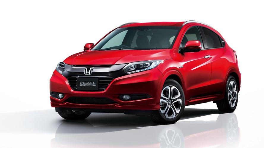 Honda inicia testes com versão puramente elétrica do HR-V