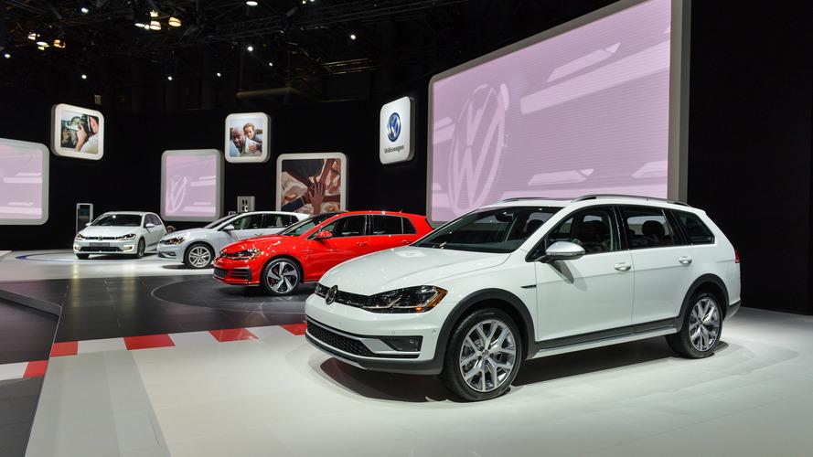 2018 VW Golf Range Has Something For Everyone