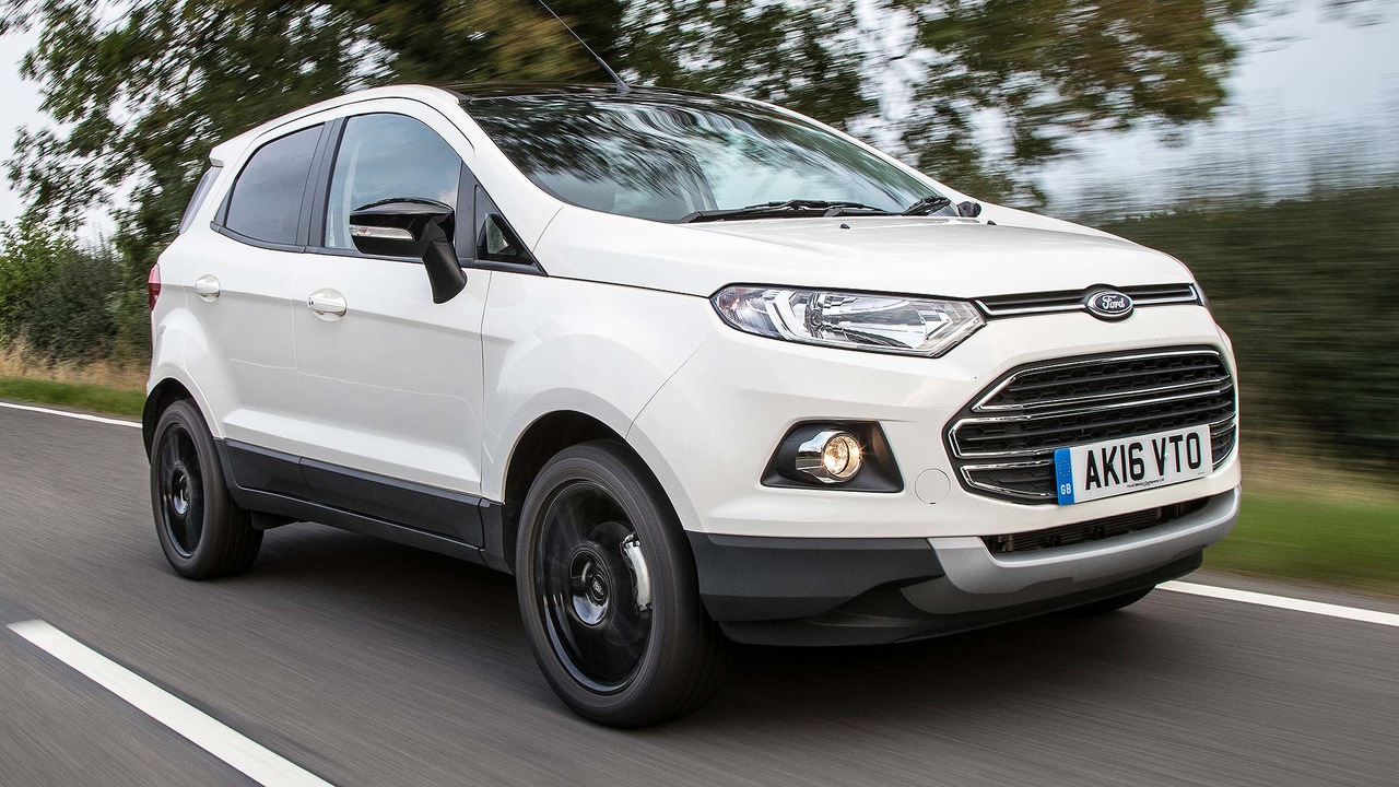 Image Result For Ford Ecosport New Facelift