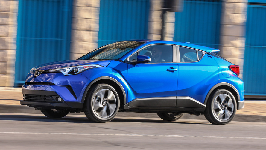 Toyota Already Has 80,000 Reservations For The C-HR In Europe