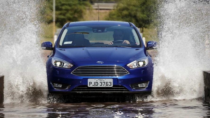 Ford Focus entra na linha 2018 com mais equipamentos na Argentina