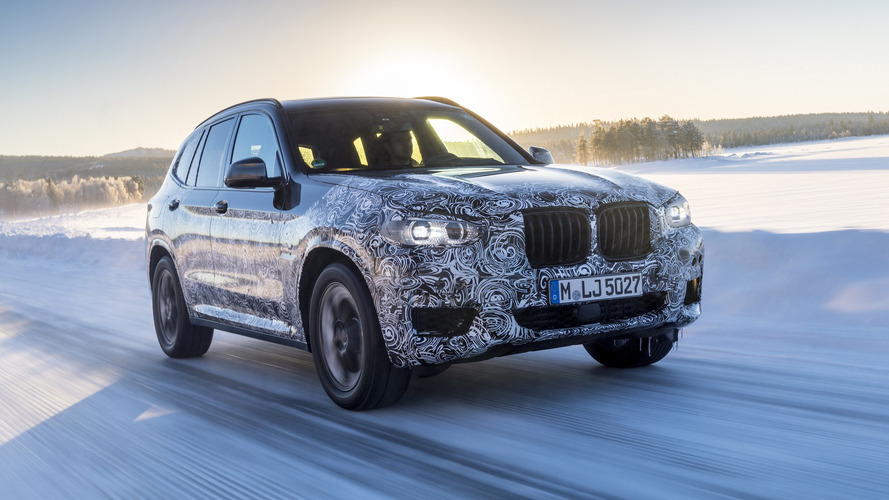 Le nouveau BMW X3 annoncé par un premier teaser