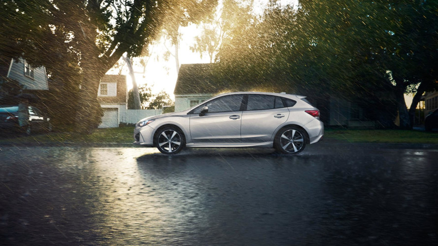Subaru aura son hybride rechargeable, mais avec un moteur boxer