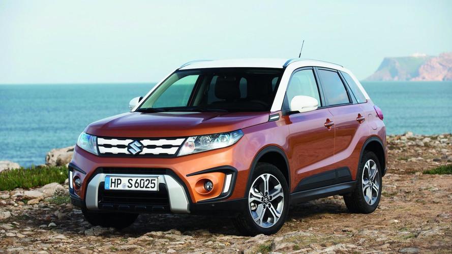 Suzuki Vitara 2017, con 5 años de garantía oficial