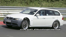 BMW V-Series Spy Photos Re-Emerge