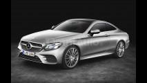 Nuova Mercedes Classe E Coupé, il rendering