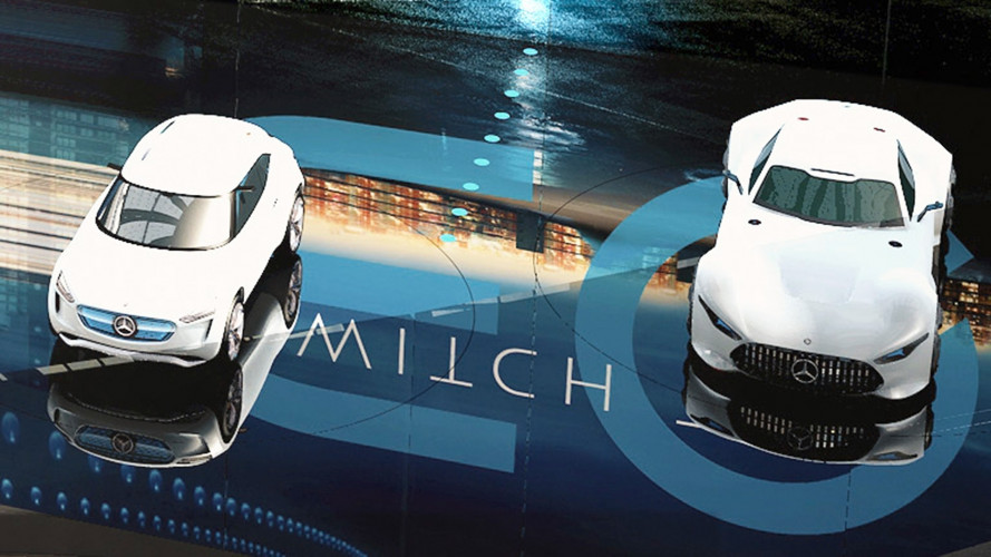 Mercedes-AMG Project ONE, l'hypercar per Francoforte