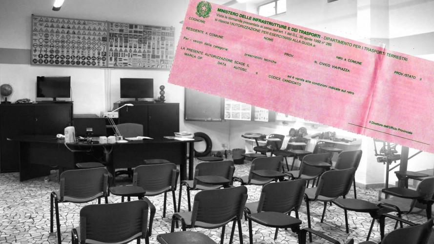 Patente, secondo esame a rischio per chi ha il foglio rosa