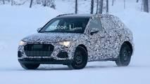Audi Q3 casus fotoğraf