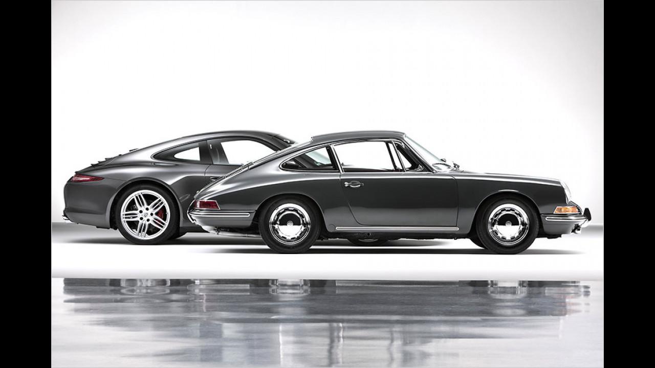 Der Porsche 911 im Wandel