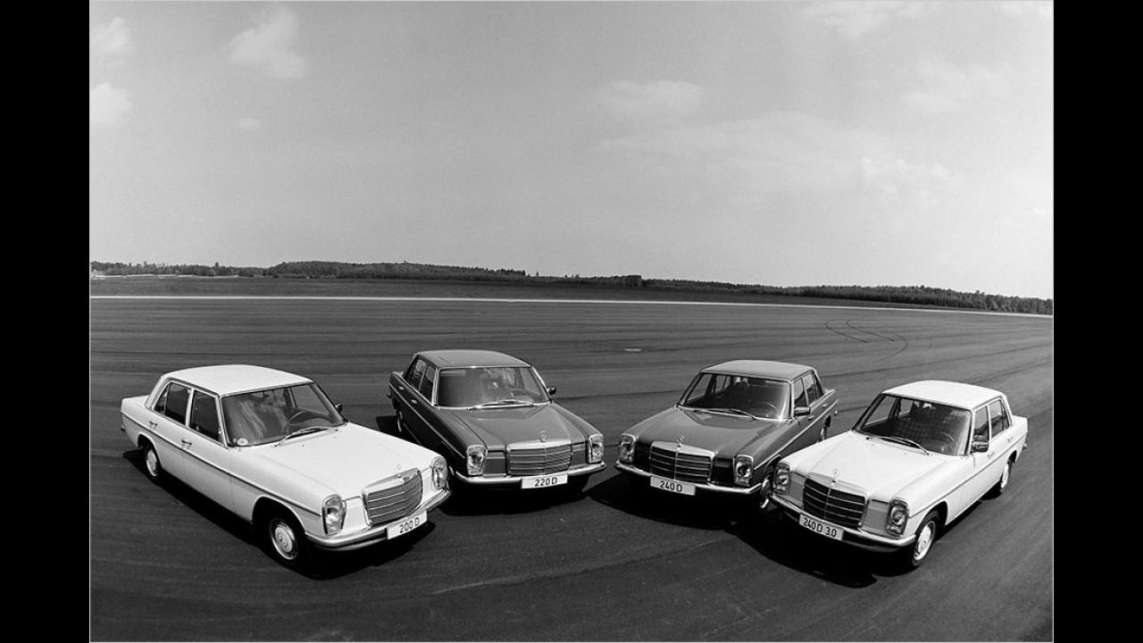 Mercedes 240 D 3.0 (1974)