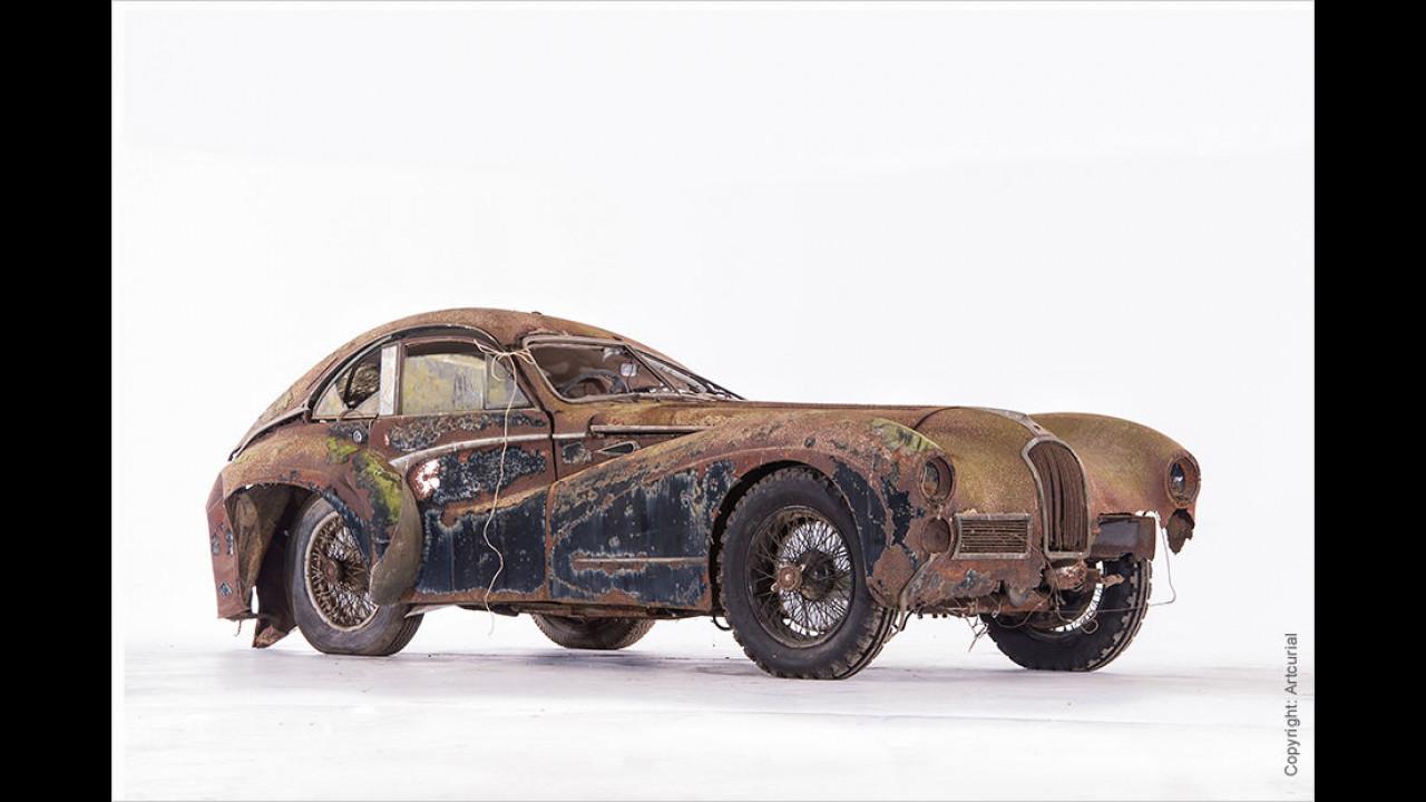 Talbot-Lago T26 Grand Sport SWB Saoutchik (1949): 1,7 Millionen Euro