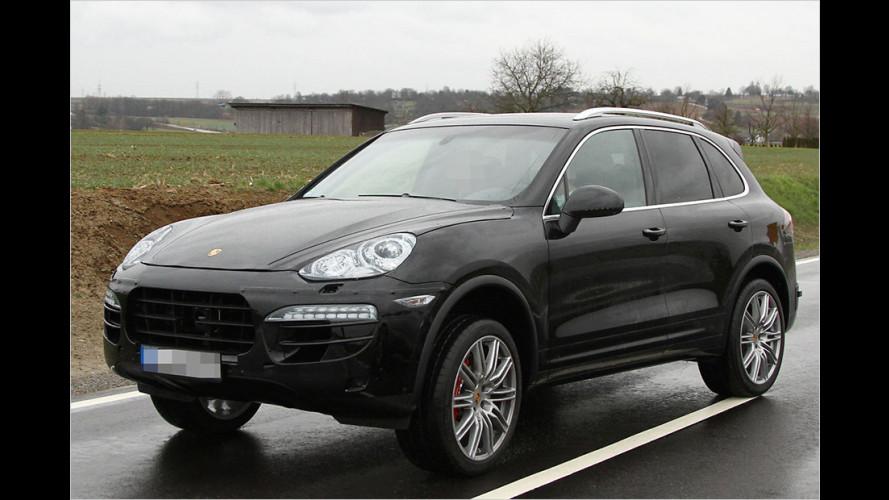 Erwischt: Neuer Porsche Cayenne