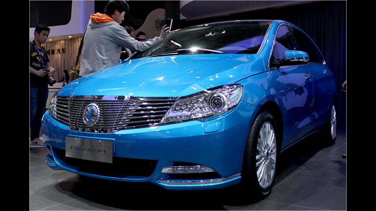 BYD/Daimler Denza