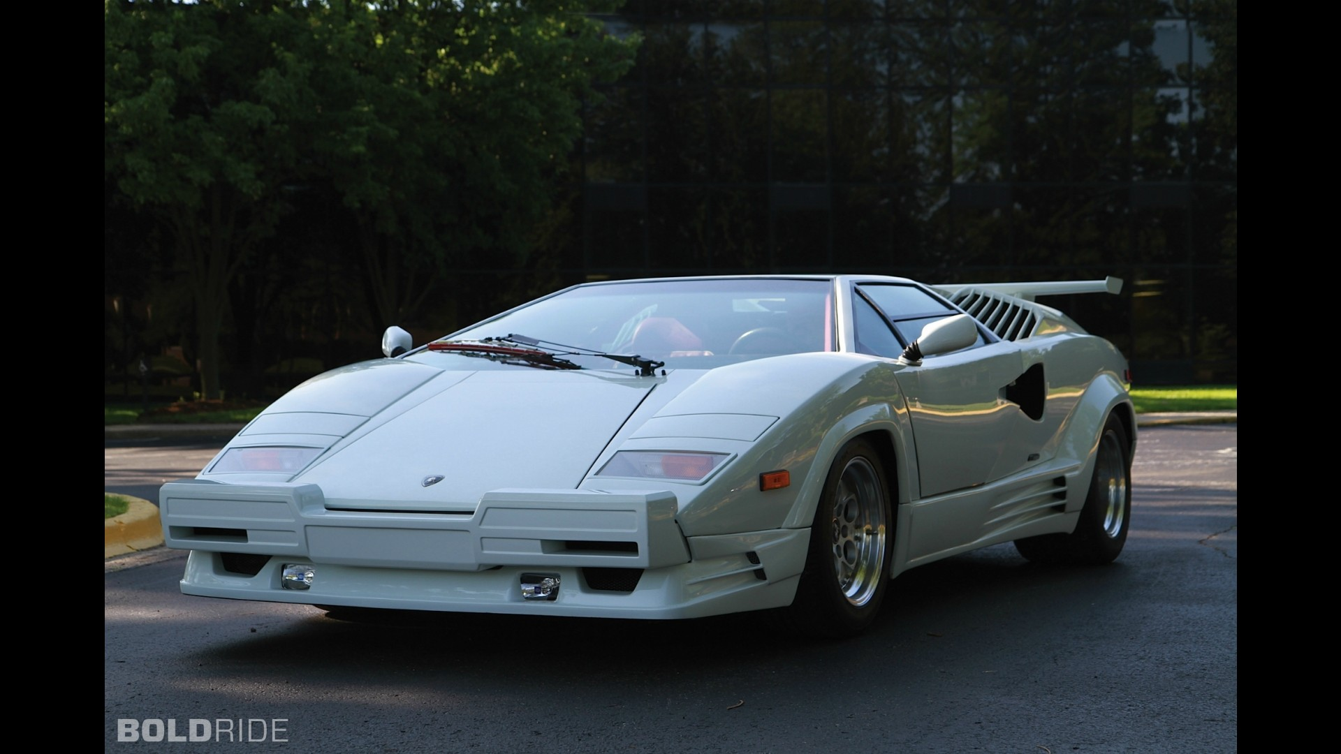 lamborghini-countach-25th-anniversary Elegant Lamborghini Countach 25th Anniversary Specs Cars Trend