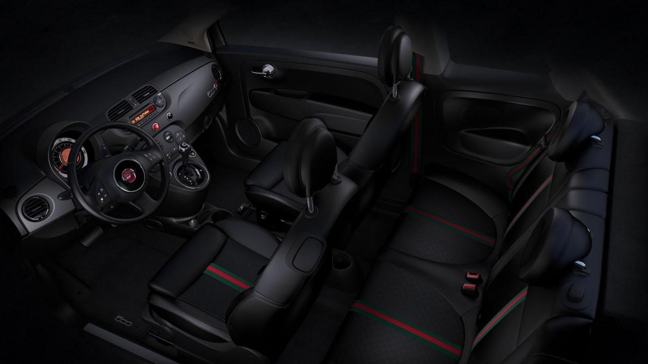Fiat 500 série especial Gucci Editon volta a ser vendido nos EUA