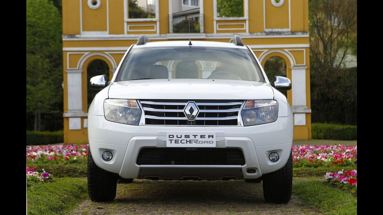 Com fábrica paralisada, vendas da Renault seguem em alta