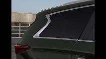 Infiniti JX Concept 2012 é mostrado por completo em imagens oficiais