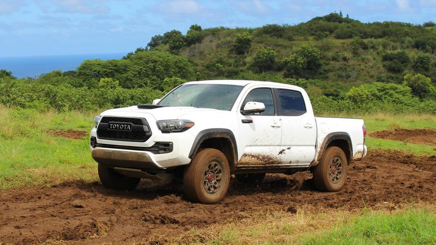 2017 Toyota Tacoma TRD Pro First Drive: No pavement, no problem