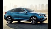 BMW adia apresentação do X4 de produção para o Salão de Genebra