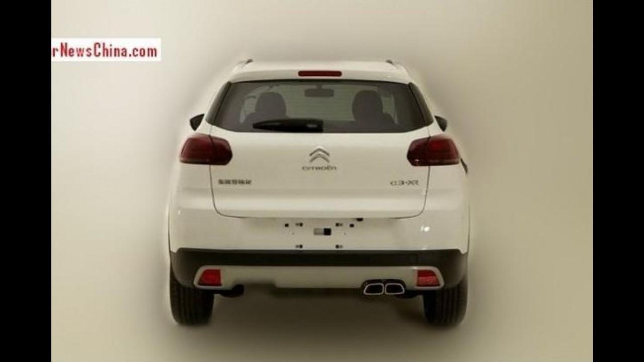 Citroën C3-XR, novo rival do EcoSport, aparece em versão final