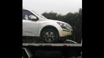 Flagra: Mahindra XUV 500 pronto para o Salão do Automóvel