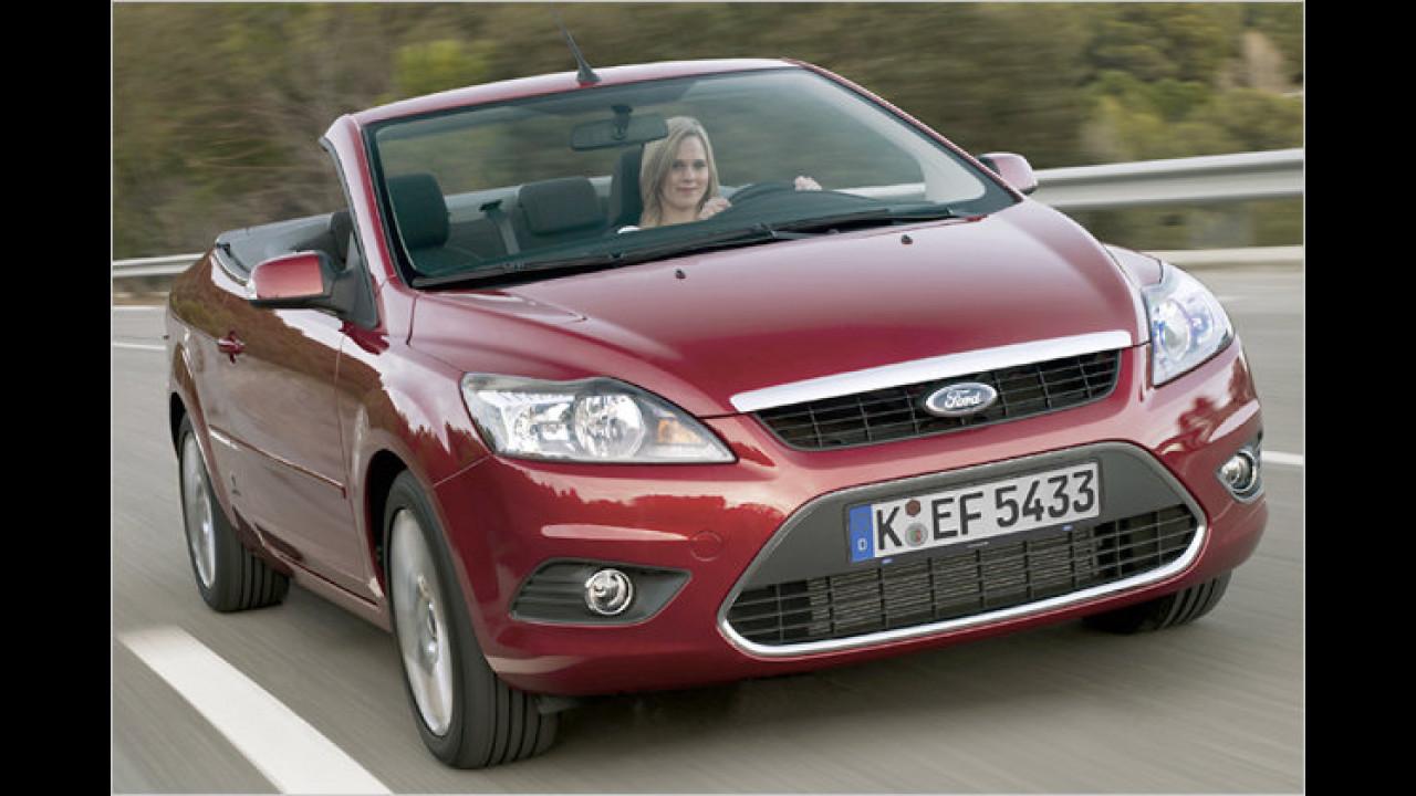 Ford Focus Coupé-Cabrio