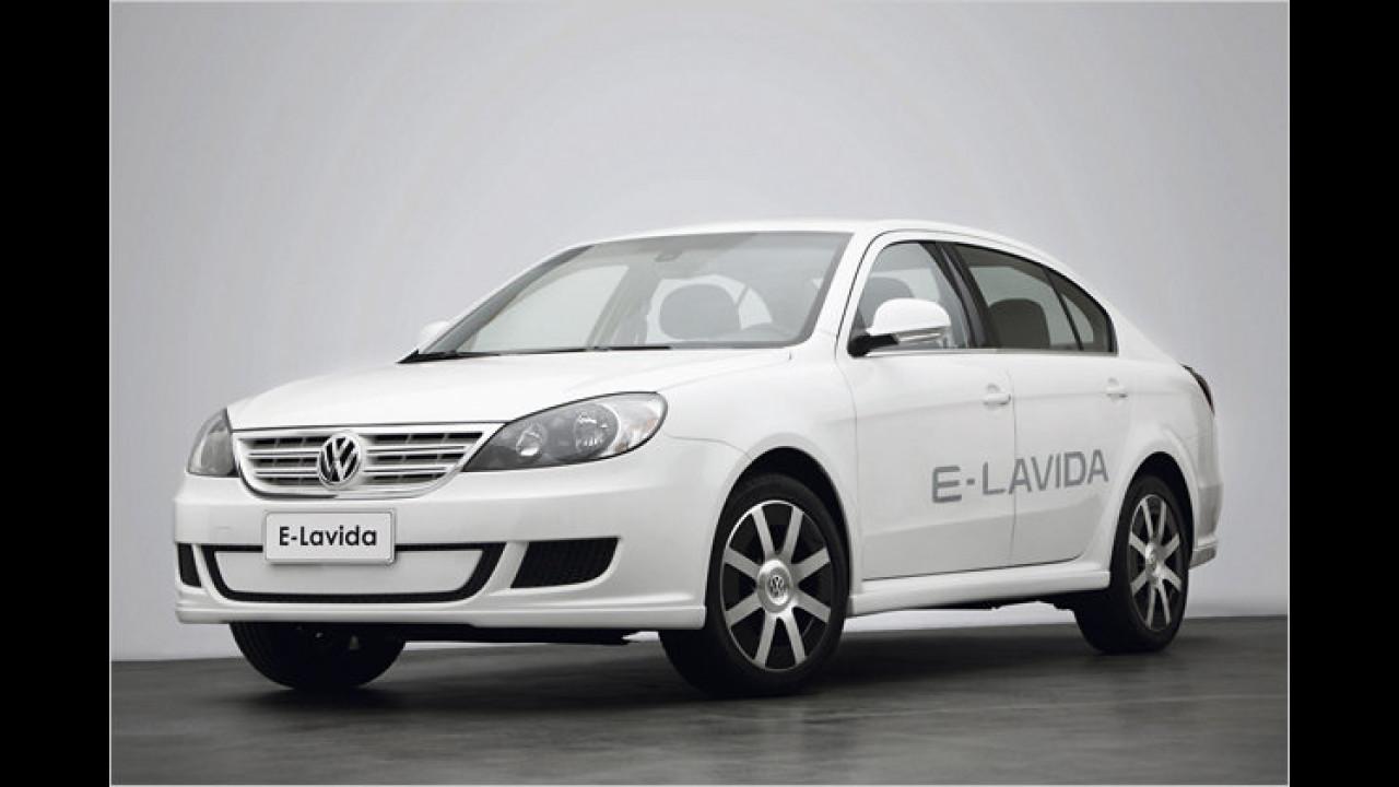 Elektrischer China-VW