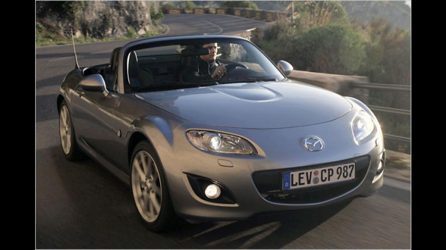 Fun Keeper Reloaded: Der neue Mazda MX-5 2.0 im Test