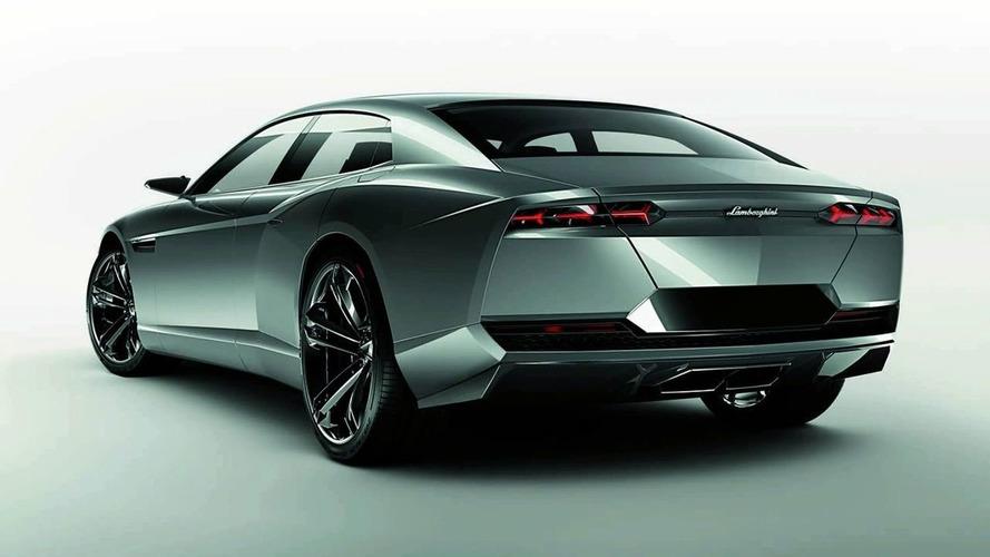 Lamborghini favoring SUV over sedan - report